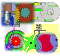 پاو وینت مکانیسم ها (مکانیک ماشین آلات)